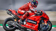 MotoGP Austria 2021, FP3: Bagnaia miglior tempo, scivola Martin