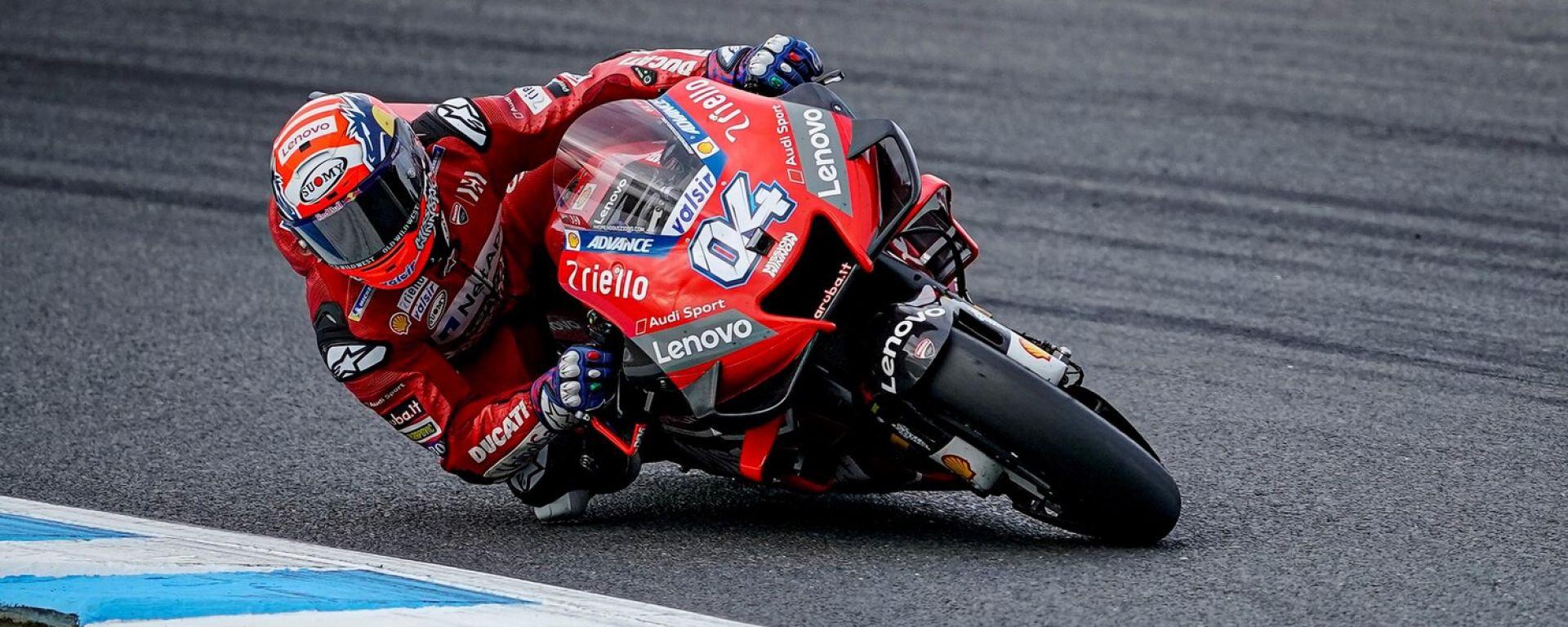 MotoGP, GP Giappone 2019: Andrea Dovizioso (Ducati)