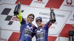 Brno: le parole della vigilia di Rossi, Marquez, Dovizioso e Lorenzo - Immagine: 2