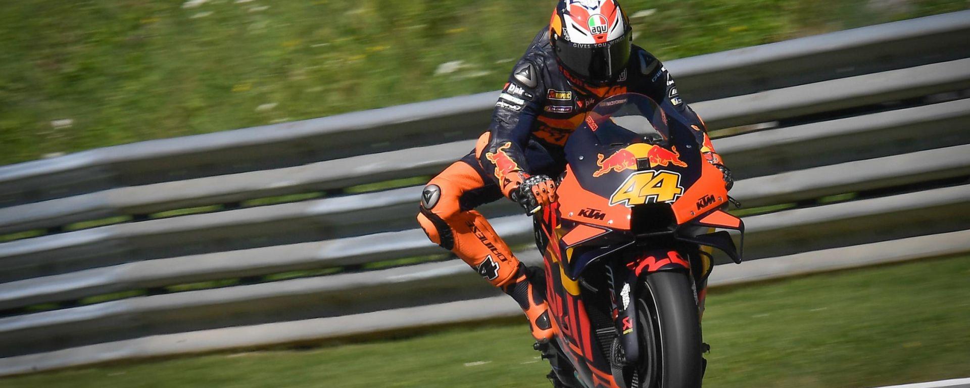 MotoGP, GP Stiria 2020: Pol Espargaro (KTM)