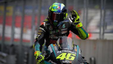MotoGP, GP Stiria 2021: Valentino Rossi