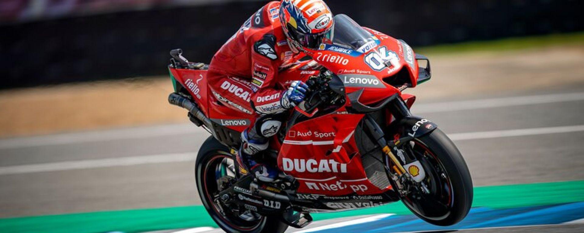 MotoGP, GP Thailandia 2019: Andrea Dovizioso (Ducati)