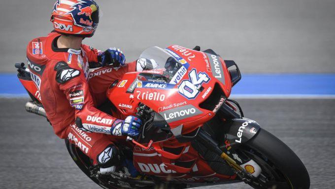 MotoGP GP Thailandia 2019: Andrea Dovizioso (Ducati)