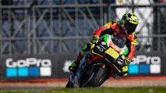 MotoGP Gran Bretagna 2019, Silverstone: Andrea Iannone (Aprilia)
