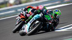 MotoGP Gran Bretagna 2019, Silverstone: Franco Morbidelli (Yamaha)