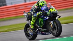 MotoGP Gran Bretagna 2019, Silverstone: Valentino Rossi (Yamaha)