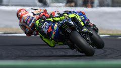 MotoGP Gran Bretagna 2019, Valentino Rossi (Yamaha)