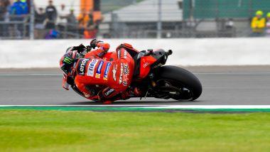 MotoGP Gran Bretagna 2021, Silverstone: Francesco Bagnaia (Ducati)