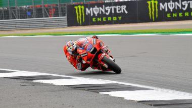 MotoGP Gran Bretagna 2021, Silverstone: Jack Miller (Ducati)