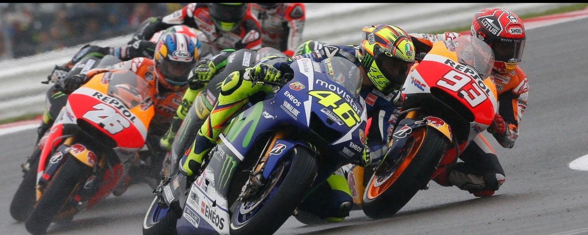 MotoGP Gran Bretagna Silverstone 2018: gli orari TV