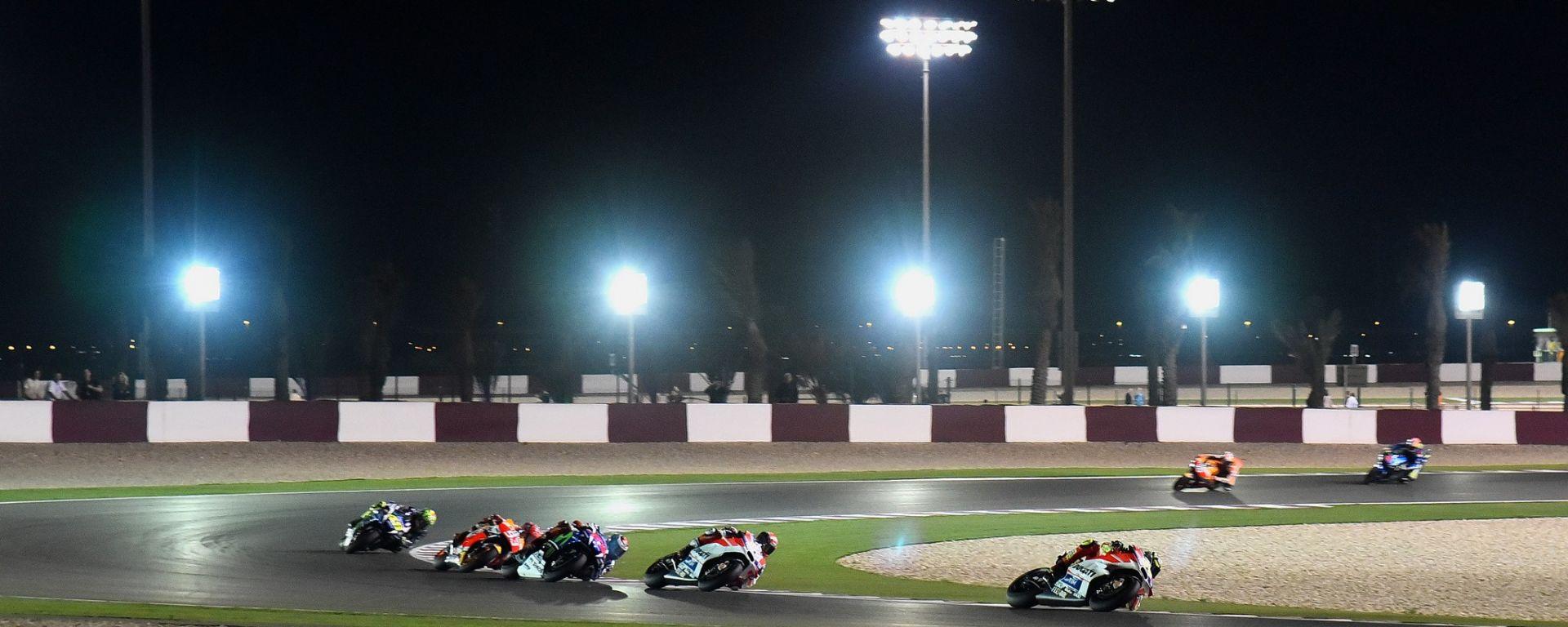 MotoGP Qatar: Prove libere, qualifiche, risultati gara