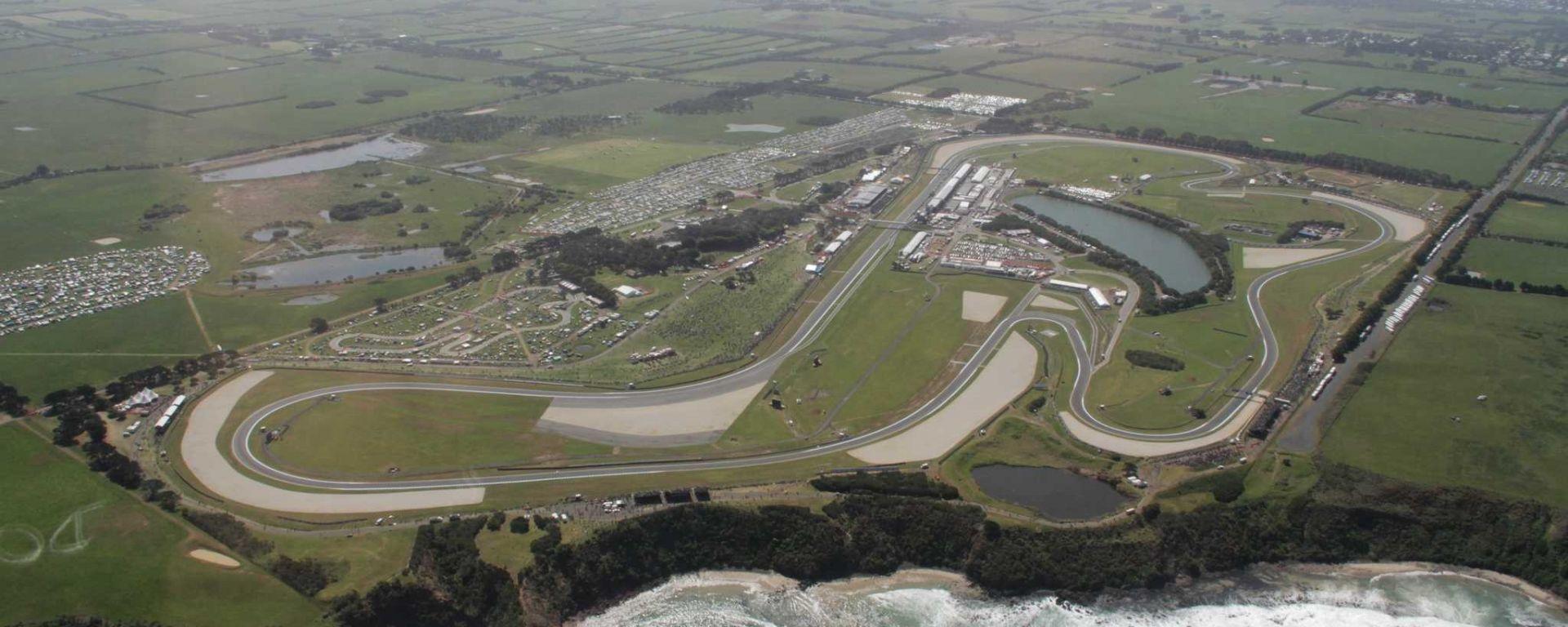 MotoGP Australia: Prove libere, qualifiche, risultati gara