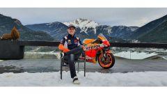 MotoGP 2021, Pol Espargaro si presenta al team Repsol Honda