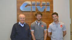 MotoGP: il team LCR incontra il pubblico al GIVI point di Brescia. Lucio Cecchinello ci racconta trent'anni di Motomondiale - Immagine: 1