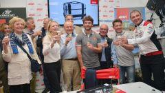 MotoGP: il team LCR incontra il pubblico al GIVI point di Brescia. Lucio Cecchinello ci racconta trent'anni di Motomondiale - Immagine: 6