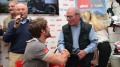 MotoGP: il team LCR incontra il pubblico al GIVI point di Brescia. Lucio Cecchinello ci racconta trent'anni di Motomondiale - Immagine: 8