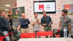 MotoGP: il team LCR incontra il pubblico al GIVI point di Brescia. Lucio Cecchinello ci racconta trent'anni di Motomondiale - Immagine: 10