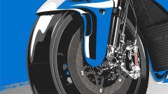 MotoGP impianto frenante Suzuki by Brembo
