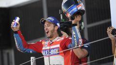 MotoGP Inghilterra 2017, Andrea Dovizioso vince a Silverstone