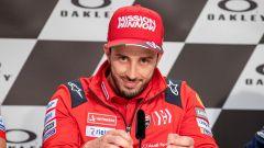 MotoGP Italia 2019, Mugello, conferenza stampa del giovedì: Andrea Dovizioso (Ducati)