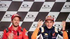 MotoGP Italia 2019, Mugello, conferenza stampa del giovedì: Dovizioso (Ducati) e Marquez (Honda)
