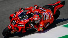 MotoGP Italia 2021, FP2: Bagnaia e Morbidelli top, Rossi penultimo