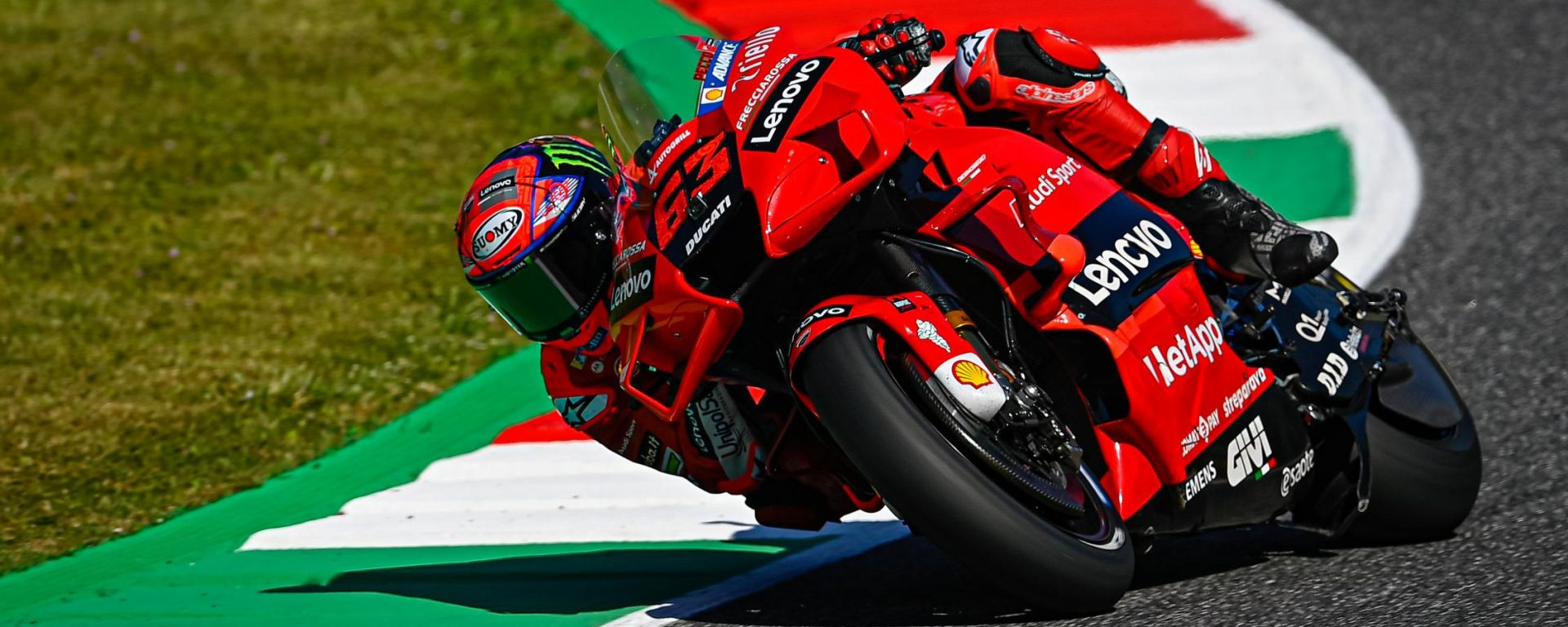 MotoGP Italia 2021, Mugello: Francesco Bagnaia (Ducati)