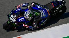 MotoGP Italia 2021, FP1: Vinales in vetta, poi Zarco e Rins