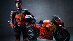 MotoGP, KTM RC16 2021 Launch, Brad Binder
