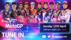 MotoGP: a Pasqua c'è Valentino Rossi nel GP virtuale