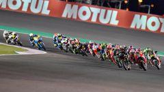 MotoGP, le prime fasi del Gp del Qatar 2018