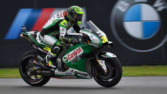 MotoGP Malesia 2019, Sepang: Cal Crutchlow (Honda)