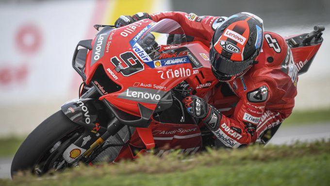 MotoGP Malesia 2019, Sepang: Danilo Petrucci (Ducati)