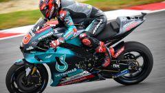 MotoGP Sepang, Quartararo svetta nel venerdì di libere