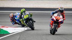 MotoGP Malesia 2019, Sepang: Jack Miller (Ducati) precede Valentino Rossi (Yamaha) e Alex Rins (Suzuki)