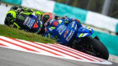 """MotoGP Sepang, Rossi: """"Se avessi seguito Marquez"""""""