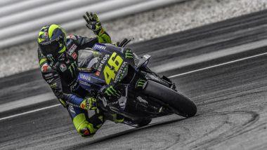 MotoGP Malesia 2019, Sepang: Valentino Rossi (Yamaha)