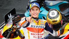 Marc Marquez rinnova con Honda fino al 2024 - Immagine: 1