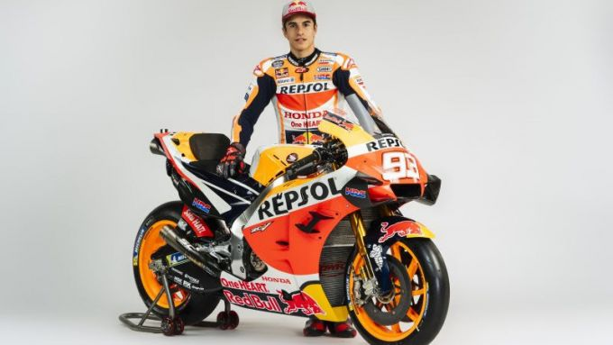 MotoGP, Marc Marquez (Honda), 2020