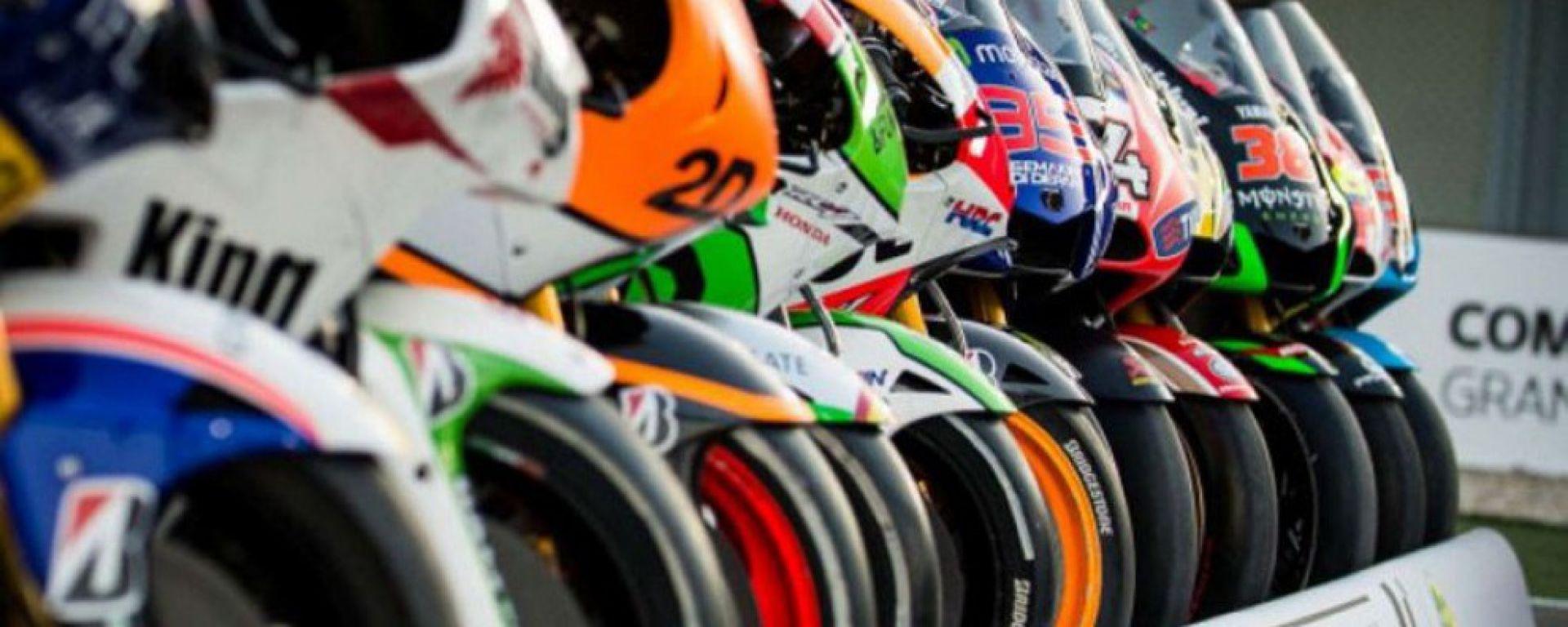 MotoGP: Cambi di... Stagione