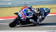 MotoGP Misano 2016: Jorge Lorenzo in pole davanti a Rossi e Vinales - Immagine: 1