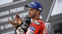 MotoGP Misano 2017, Andrea Dovizioso centra il terzo posto sul Santa Monica