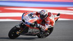 MotoGP Misano 2017, Andrea Dovizioso in azione