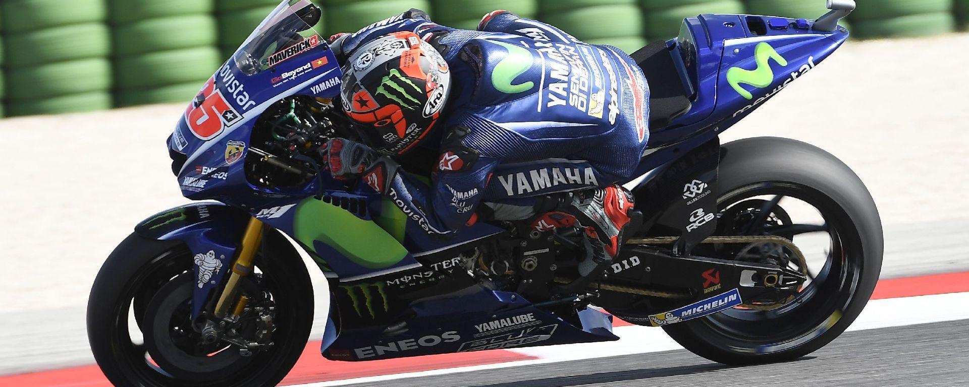MotoGP Misano 2017, Maverick Vinales