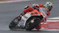 MotoGP Misano 2017, Michele Pirro in azione