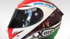 MotoGP Misano: Petrucci dedica il suo X-Lite ai terremotati - Immagine: 3