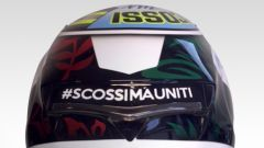 MotoGP Misano: Petrucci dedica il suo X-Lite ai terremotati - Immagine: 4