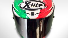 MotoGP Misano: Petrucci dedica il suo X-Lite ai terremotati - Immagine: 2