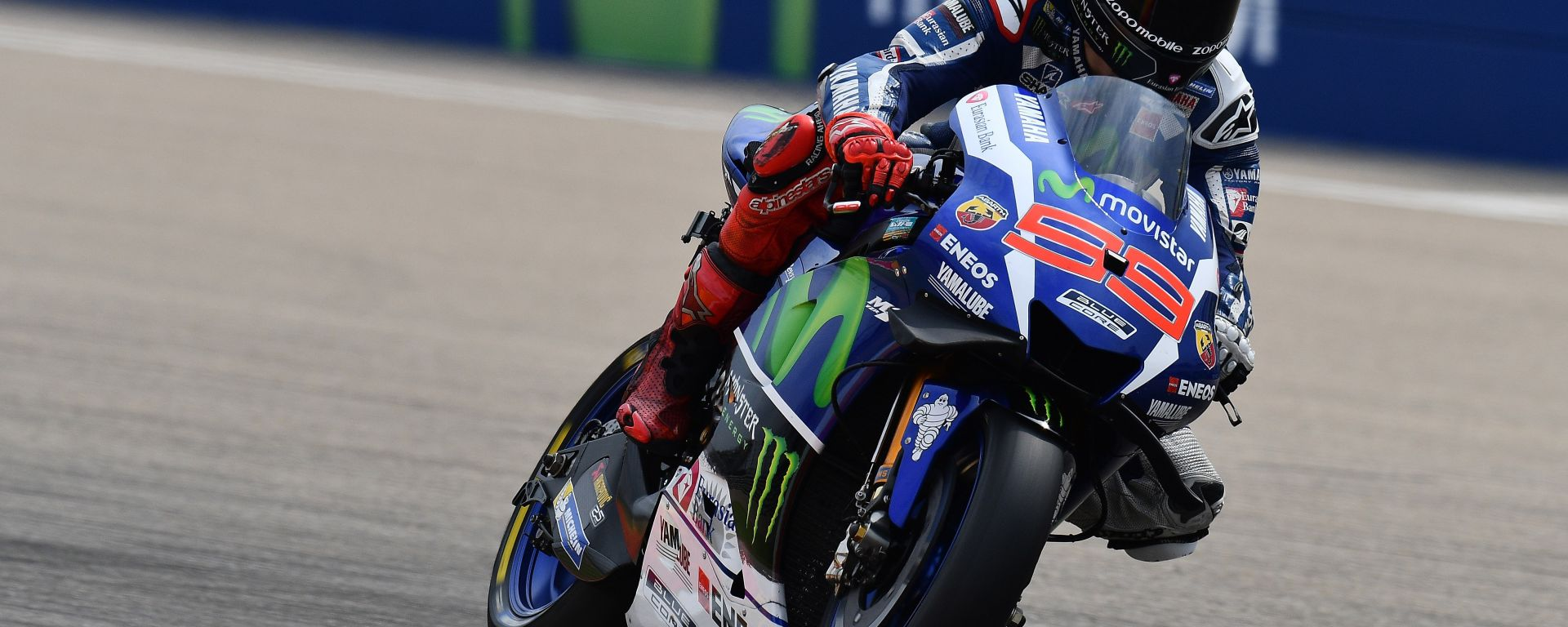 MotoGP Motegi 2016: Lorenzo il più veloce del Venerdì, Pedrosa si frattura la clavicola