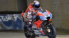 MotoGP Motegi 2018: Dovizioso in pole, Marquez sesto e Rossi nono